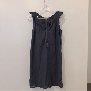 J Crew Navy Dress (xxs)
